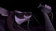 Splinter Refuses To Eat The Rat