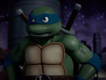 Leonardo 1987 Teenage Mutant Ninja Turtles 2012 Series Wiki