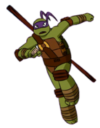 Donatello 2-Dimensional Profile