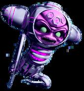 Kraang Prime Ultimate Kraangdroid Without Head Piece Profile