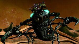 The Scorpinoid