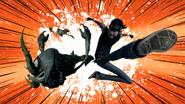 Casey Jones Kicking Skeevix Virus
