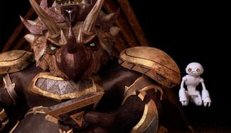 Zanramon And Fugitoid