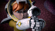 April O'Neil Laser Blaster