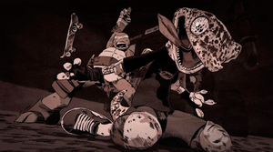 Meet Mondo Gecko Ending Scene