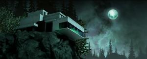 Shredder's Mansion