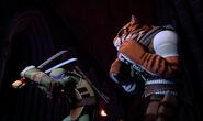 Tiger Claw Versus Leonardo