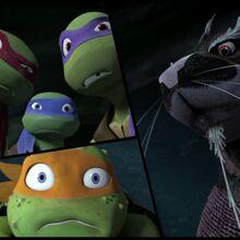 Michelangelo Gallery Teenage Mutant Ninja Turtles 2012 Series
