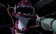 Leonardo Pulling Fishface's Breathers