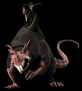 TMNT 2012 The Rat King