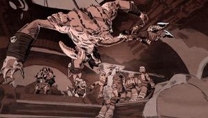 Mutant Gangland Ending Scene