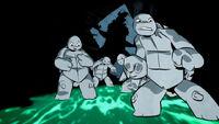 Baby Turtles Mutation