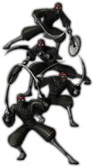 TMNT 2012 Foot Bots