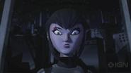 Serpent Karai's Reaction To Super Shredder
