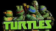 TMNT 2012 Turtles