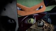 Race Between Casey Jones Michelangelo Mondo Gecko And Fishface