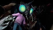Baxter Fly Revealing His Shredder Mutants
