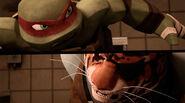 Raphael Versus Tiger Claw