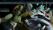 Dogpound Versus Donatello