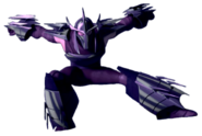 Shredder Without Cape Profile