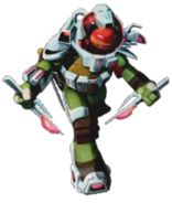 Dimension X Raphael Profile