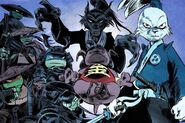 Samurai Story Arc Poster