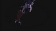 Super Shredder And Splinter Falling