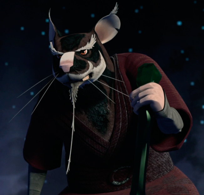 cute tmnt 2012 splinter