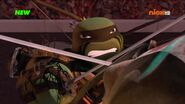 Dark Leonardo Vs Super Shredder