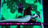 Splinter Sad At The Mutation Of Serpent Karai