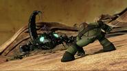 Raphael Versus Lord Vringath Dregg And Scorpinoid