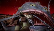 Raphael Versus Spasmosaur