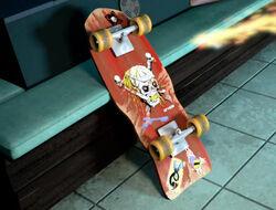 Skateboard (Raphael)