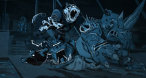 attack of the mega shredder