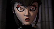 Serpent Karai's Surpised Face