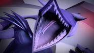 Serpent Karai Revealing Second Mouth