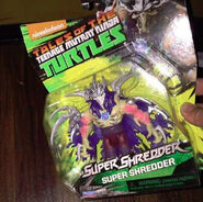 Super Shredder Package Revealed