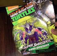 Super Shredder Package Revealed