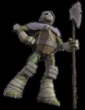 Mystic Donatello With Mask Profile