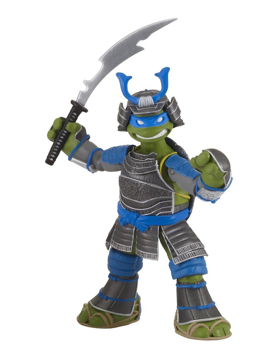 Samurai Leonardo (2017 Action Figure) | Teenage Mutant ... Ninja Turtles Toy Ninja Turtles