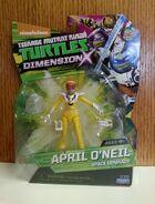 Dimension X April O Neil Figure