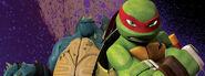 TMNT 2012 Slash and Raphael