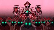 2D Super Shredder Elite Foot Bots And Cultists