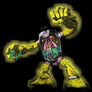 TMNT 2012 Mutagen Man