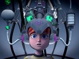 Energy Siphoning Helmet