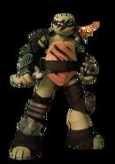 Dark Michelangelo Profile