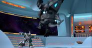 Armaggon Versus Dimension X Raphael