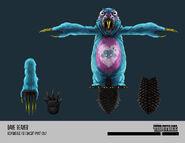 Dave Beaver Concept Art
