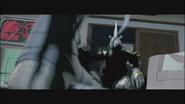 Baxter Fly And Rocksteady Watch Super Shredder In Horror 3