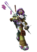 Dimension X Donatello Render